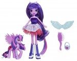 HASBRO My Little Pony Equestria Girls Twilight Sparkle Kucyk i Lalka 5l+