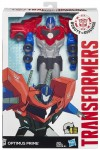 HASBRO Transformers Robots in Disguise 4 Steps Change Heros Optimus Prime Figurka 6l+